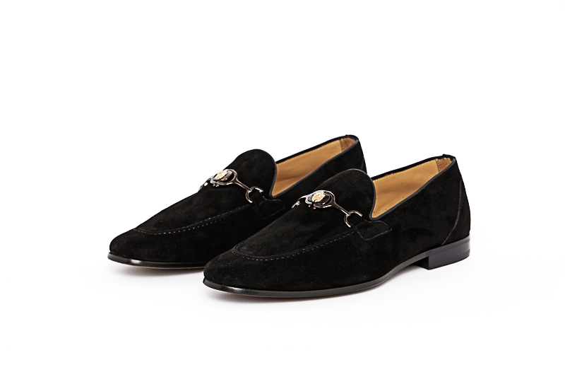 Distilo - Loafer Deldy Black