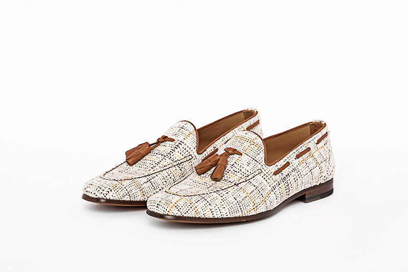 Distilo - Loafer Pazo Vitoli White