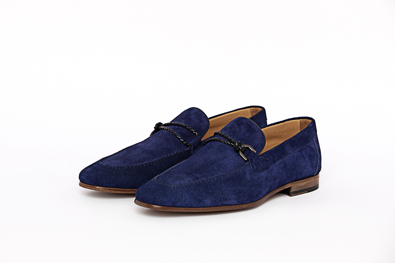 Distilo - Loafer Softy Blue