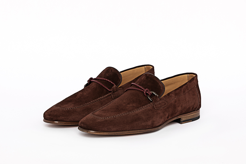 Distilo - Loafer Softy Dk Brown
