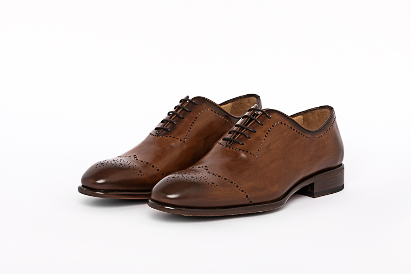 Distilo - Oxford Delfini Brown